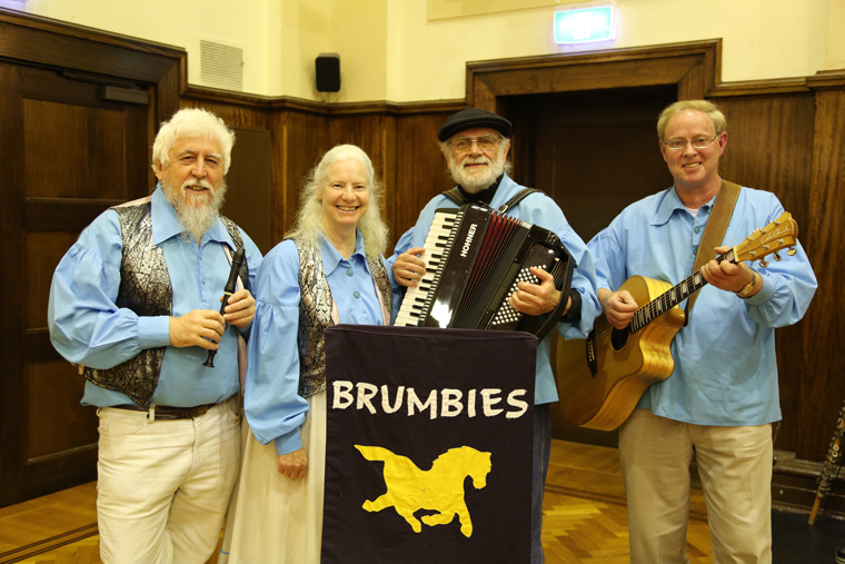 The Brumbies